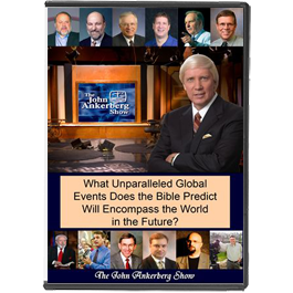 What Unparalleled Global Events Does the Bible Predict Will Encompass the World in the Future? - DVD-0