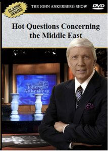 Hot Questions Concerning the Middle East - DVD-0
