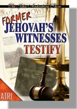 Former Jehovah's Witnesses Testify - CD-0