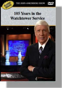 105 Years in the Watchtower Service - CD-0
