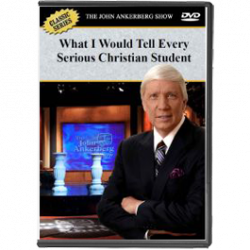 What I Would Tell Every Serious Christian Student - DVD-0