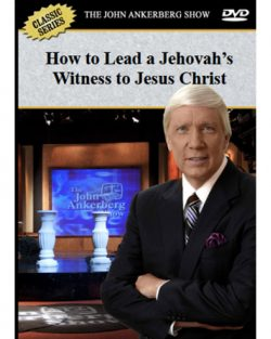 How You Can Lead a Jehovah's Witness to Faith in Jesus Christ - DVD-0