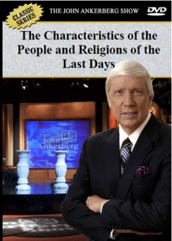 The Characteristics of the People and Religions of the Last Days - DVD-0