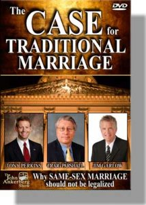 Case for Traditional Marriage - CD-0