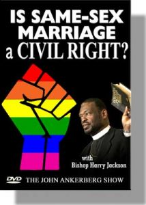 Is Same-Sex Marriage a Civil Right? - CD-0
