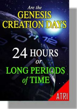Are the Genesis Creation Days 24 Hours or Long Periods of Time? - CD-0