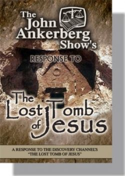 Response to The Lost Tomb of Jesus - CD-0