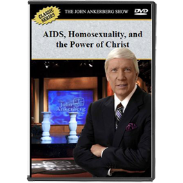 AIDS, Homosexuality, and the Power of Christ - DVD-0