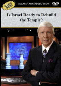 Is Israel Ready to Rebuild the Temple? - DVD-0