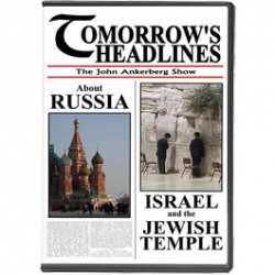 Tomorrow's Headlines About Russia, Israel and the Jewish Temple - DVD-0