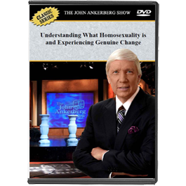 Understanding What Homosexuality is and Experiencing Genuine Change - DVD-0