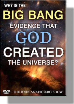 Why Is the Big Bang Evidence that God Created the Universe - DVD-0