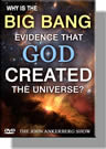Why Is the Big Bang Evidence that God Created the Universe - DVD-278