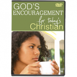God's Encouragement for Today's Christian