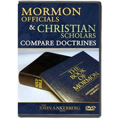 Mormon Officials and Christian Scholars Compare Doctrine-0