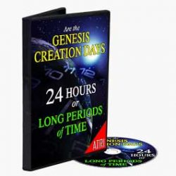 Are the Genesis Creation Days 24 Hours or Long Periods of Time?