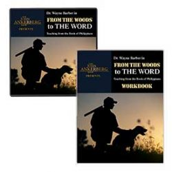 From the Woods to the Word - Study Guide only - $7.50-0