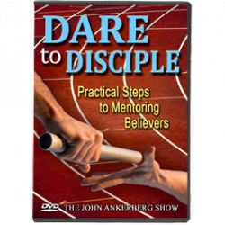 Dare to Disciple: Practical Steps to Mentoring Believers
