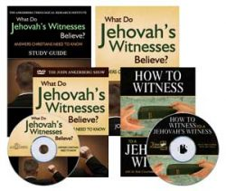 What Do Jehovah's Witnesses Believe? Answers Christians Need to Know Package - DVD-0