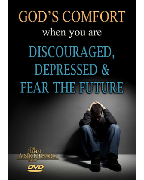 God's Comfort When You Are Discouraged, Depressed, and Fear the Future-0