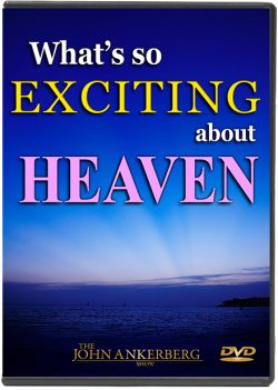 What's So Exciting About Heaven? - DVD-0