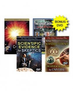 What Scientific Evidence Proves God Created and Designed the Universe?