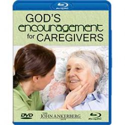 God's Encouragement for Caregivers