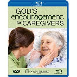 God's Encouragement for Caregivers