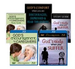 God's Help When You Suffer Package Offer
