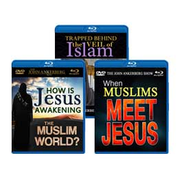 How is Jesus Awakening the Muslim World? Package Offer