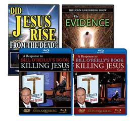 A Response to Bill O'Reilly's Book Killing Jesus Package Offer