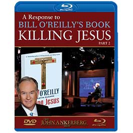 A Response to Bill O'Reilly's Book Killing Jesus - Part 2