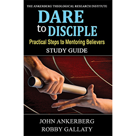 Dare to Disciple: Practical Steps to Mentoring Believers - Study Guide