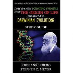 Does the New Scientific Evidence about the Origin of Life Put an End to Darwinian Evolution? - Study Guide
