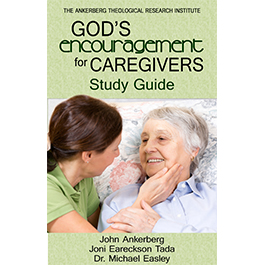 God's Encouragement for Caregivers - Study Guide