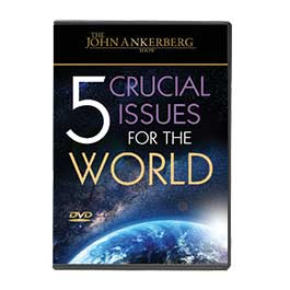 5 Crucial Issues for the World