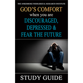 God's Comfort When You Are Discouraged, Depressed, and Fear the Future - Study Guide Download
