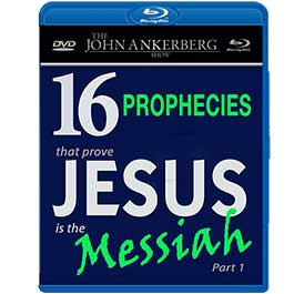 16 Prophecies That Prove Jesus is the Messiah Part 1