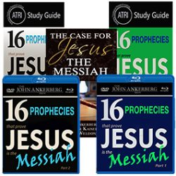 16 Prophecies That Prove Jesus is the Messiah Part 1 Package Offer