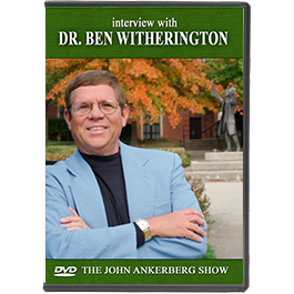 Interview with Dr. Ben Witherington on the Historical Jesus