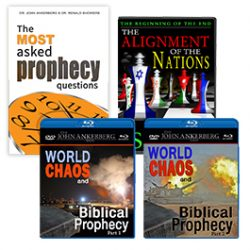 World Chaos and Biblical Prophecy Package Offer