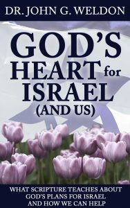 God's Heart for Israel (and Us) - Book