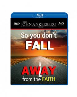 So You Don't Fall Away from the Faith
