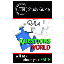 Questions the World Will Ask about Your Faith - Study Guide