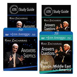 Ravi Zacharias Answers Skeptics - Package