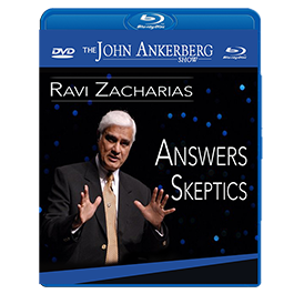 Ravi Zacharias Answers Skeptics