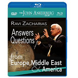 Ravi Zacharias Answers Questions From Europe, Middle East and America