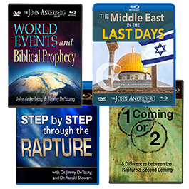 World Events and Biblical Prophecy - Package Offer