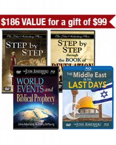 The Middle East in the Last Days - Package Offer