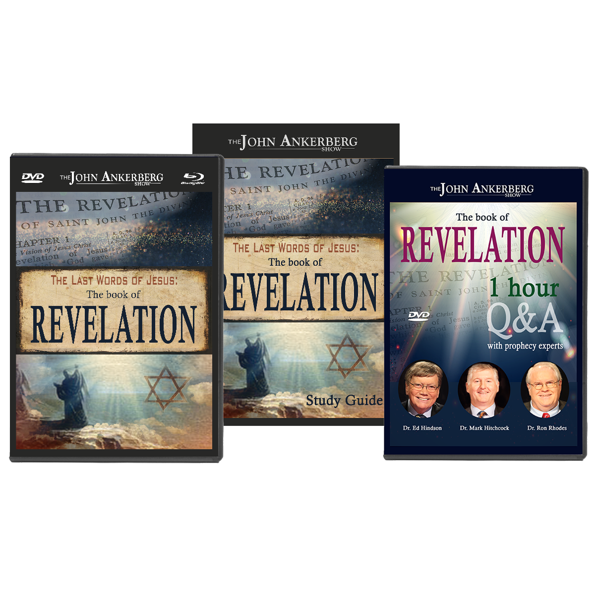 The Last Words of Jesus: The Book of Revelation-0